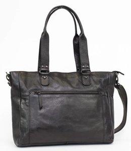 Bear Design Schulter-/Handtasche Pia CL35218 Schwarz