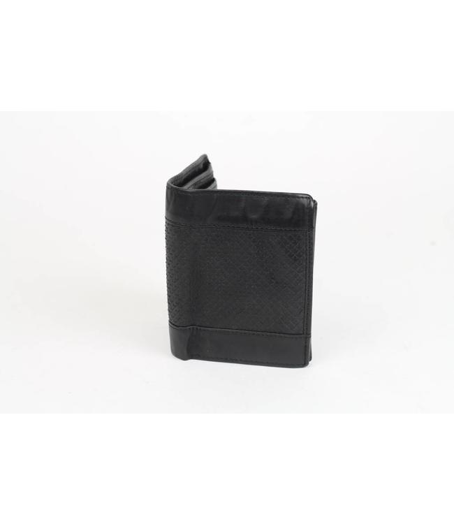 Bear Design Brieftasche GR10853 Schwarz