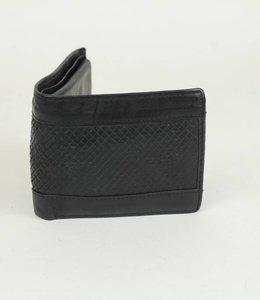Bear Design Brieftasche GR11053 Schwarz