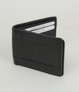Bear Design Brieftasche GR10852 Schwarz