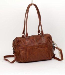 Bear Design Handtasche/Schultertasche Perla CP1202 Cognac
