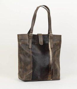 Bear Design Shopper Kuh Isabelle HH30673 Braun