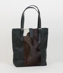 Bear Design Shopper Kuh Isabelle HH30673 Schwarz