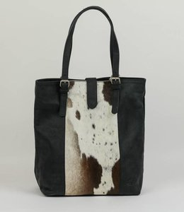 Bear Design Shopper 'Isabelle' Kuh HH30673 Schwarz