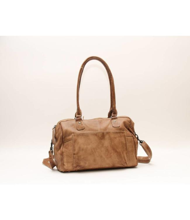 Bear Design Handtasche/Schultertasche Perla CP1202 Taupe
