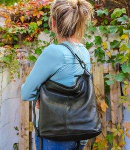 Bear Design Schoudertas 'Tess' Groen CL32851