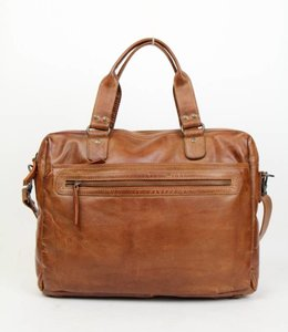 Bear Design CL32878 Cognac Laptoptasche 'Gino'