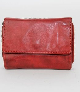 Bear Design Portemonnaie CL14891 Rot