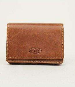 Bear Design Kleines Portemonnaie RO2080 Cognac