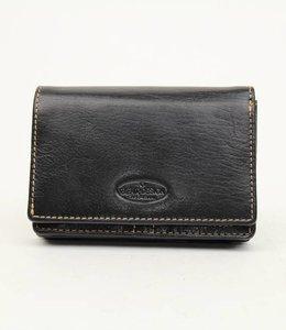 Bear Design Kleines Portemonnaie RO2080 Schwarz