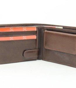 Bear Design Brieftasche M9596 Braun