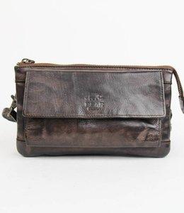 Bear Design Portemonnaie- Tasche Cecile CL14896 Braun
