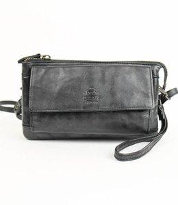 Bear Design Portemonnaie- Tasche Cecile CL14896 Schwarz