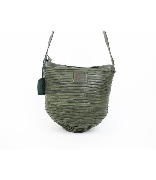 Bear Design Schulter-/Beuteltasche GR6779 Grün
