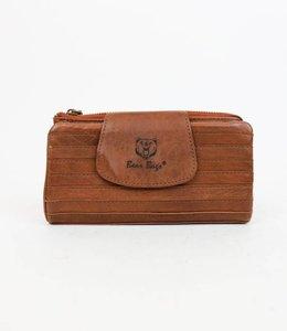 Bear Design Portemonnaie GR11220 Cognac