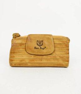 Bear Design Portemonnaie GR11220 Gelb