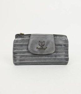 Bear Design Dames portemonnee Grizzly - Grijs 11220