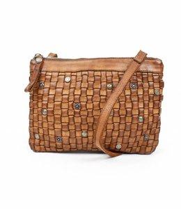 Bear Design Kleine Tasche GR6833 Cognac