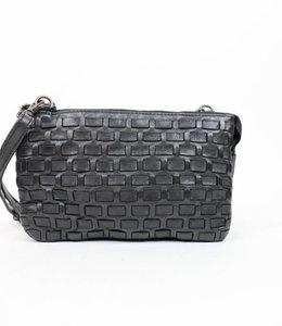 Bear Design Portemonnaie Tasche XL Uma CL30996 Schwarz