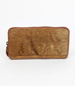 Bear Design Geldbörse CL13994 Cow Cognac