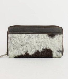 Bear Design Ritsportemonnee/Clutch Cow - Bruin HH9165-3
