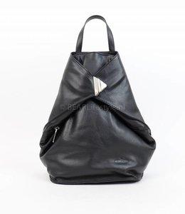 Bear Design Vouw-rugzakje B6150 Zwart 'Lisa'
