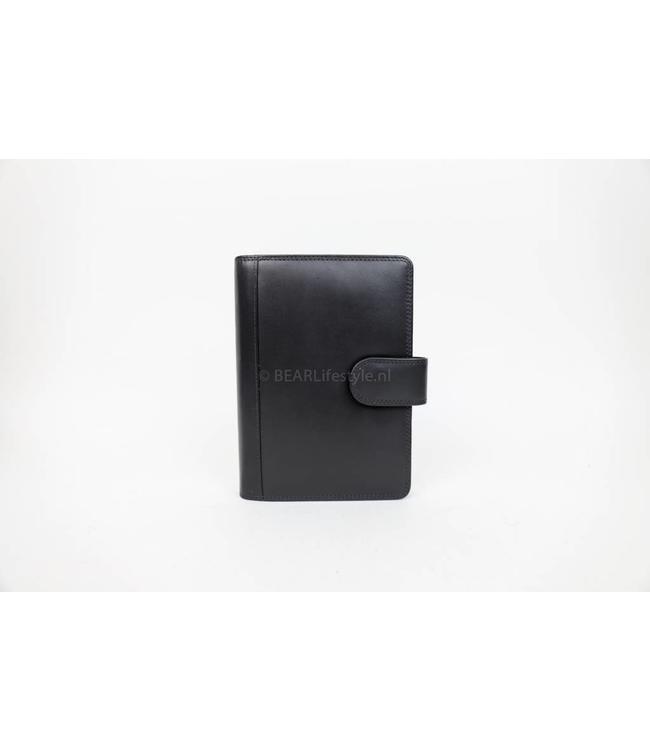 Bear Design Leder Kalender FR8838 Schwarz