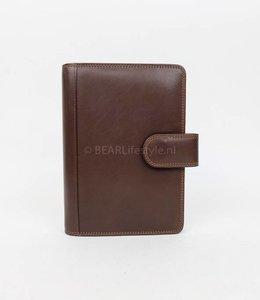 Bear Design Lederkalender FR8838 Braun
