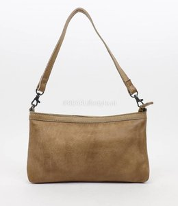 Bear Design Kleine Tasche CP6460 Taupe 'Erica'