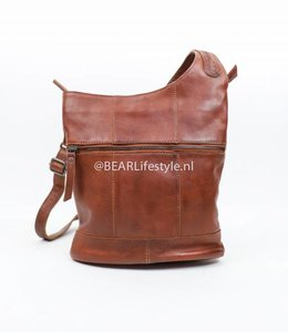 Bear Design CP1295 Cross-body Cognac 'Paula'