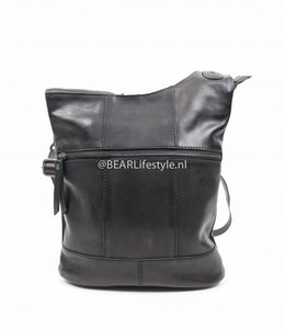Bear Design CP1295 Cross-body Schwarz 'Paula'