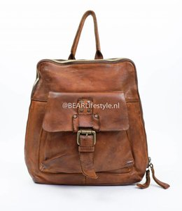 Bear Design GR4839 Rucksack Cognac - Grizzly