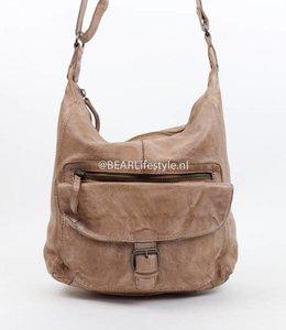Bear Design CL32612 Hazelnut - Schultertasche 'Anna'