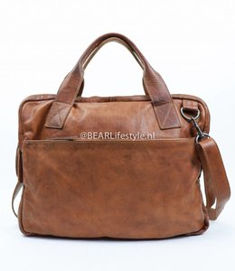 Bear Design CP2016 Cognac Laptoptasche