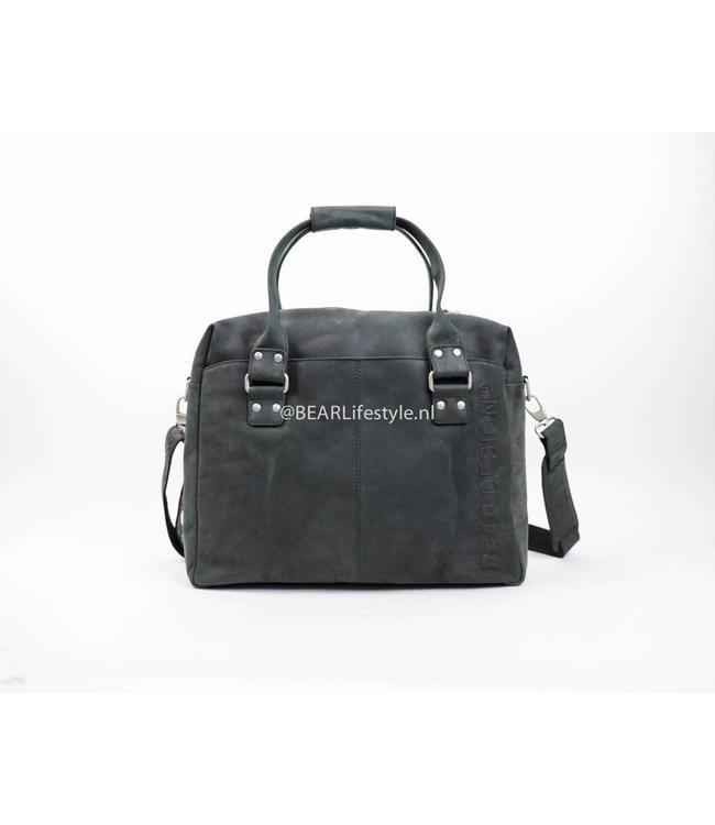 Bear Design Laptoptasche Lian - YN4646 Schwarz