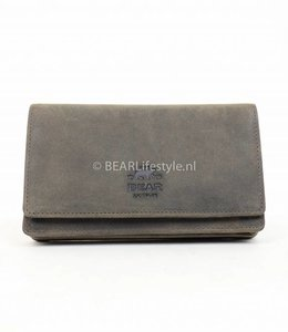 Bear Design HD782 Damesportemonnee - Bruin