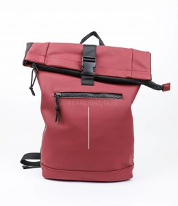 New Rebels Wasserdichter Rucksack 'Mart' Rot