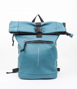 New Rebels Wasserdichter Rucksack 'Mart' Petrol