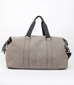 New Rebels Wasserdichter Weekender 'Mart' Taupe