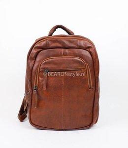 Bear Design CP1410 Rugzak 'Sunny' Cognac