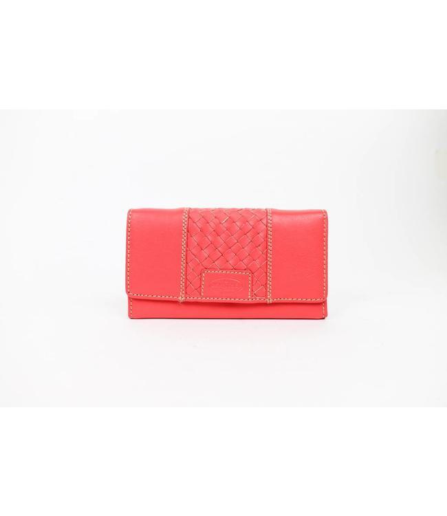 Bear Design Damesportemonnee MS9918 - Roze