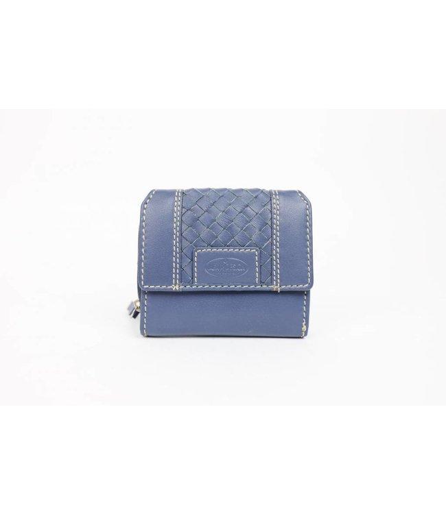 Bear Design Kleine portemonnee - MS9490 Blauw