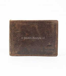 Bear Design Billfold VG7254