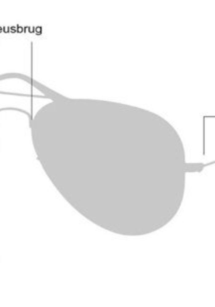 Zonnebril RB3447
