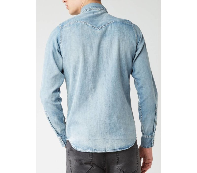 Sonora overhemd van denim