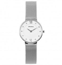 Prisma Prisma - Horloge - Icon Petit Silver