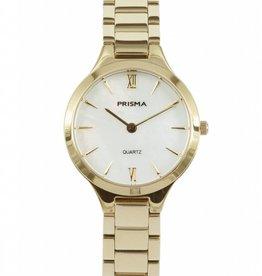Prisma Prisma - Horloge - Simplicity Appeal Gold
