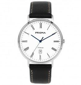 Prisma Prisma - Horloge - Tailor Black