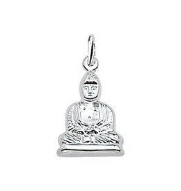 Kasius Zilveren bedel - Boedha