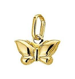 Kasius Gouden bedel - Vlindertje